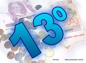 13 salario calculo