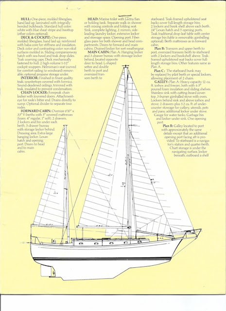 Fales Explorer Sailboat Brochure Page 3