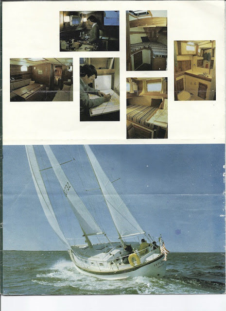 Fales Explorer Sailboat Brochure Page 5