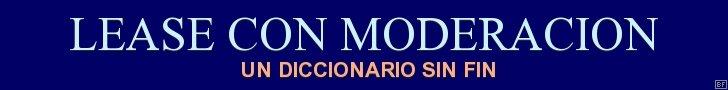 LEASE CON MODERACION