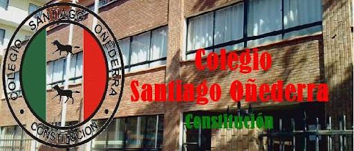 Colegio Santiago Oñederra - Constitución