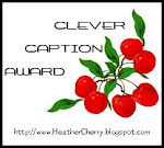An award from Heather Cherry!
