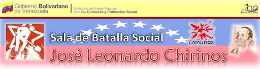 """Sala de Batalla Social """"José Leonardo Chirinos"""""""