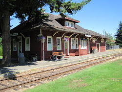Qualicum Train Station