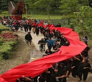 ceremony cultural heritage tana toraja