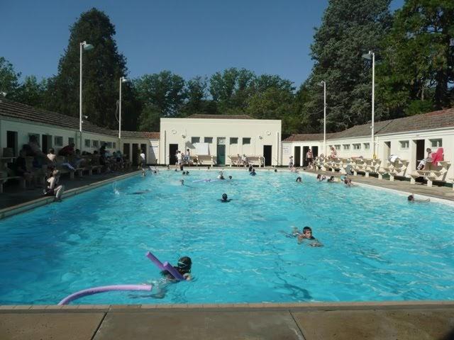 Swimming Pool Stories Meet The Music Man Of Manuka Pool