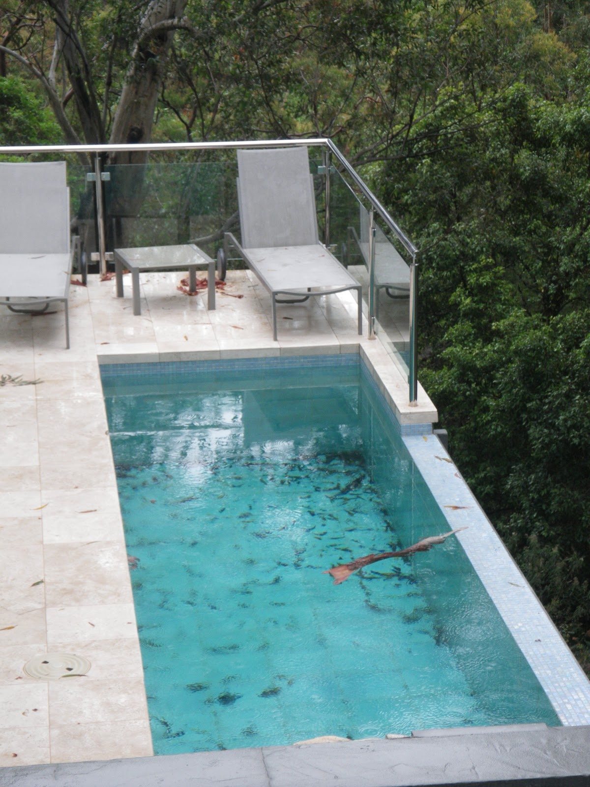 Swimming pool stories Lovely lap pools at Blueys Beach