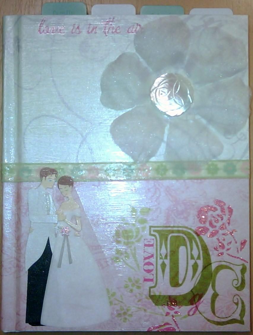[Wedding+Autograph+Book]