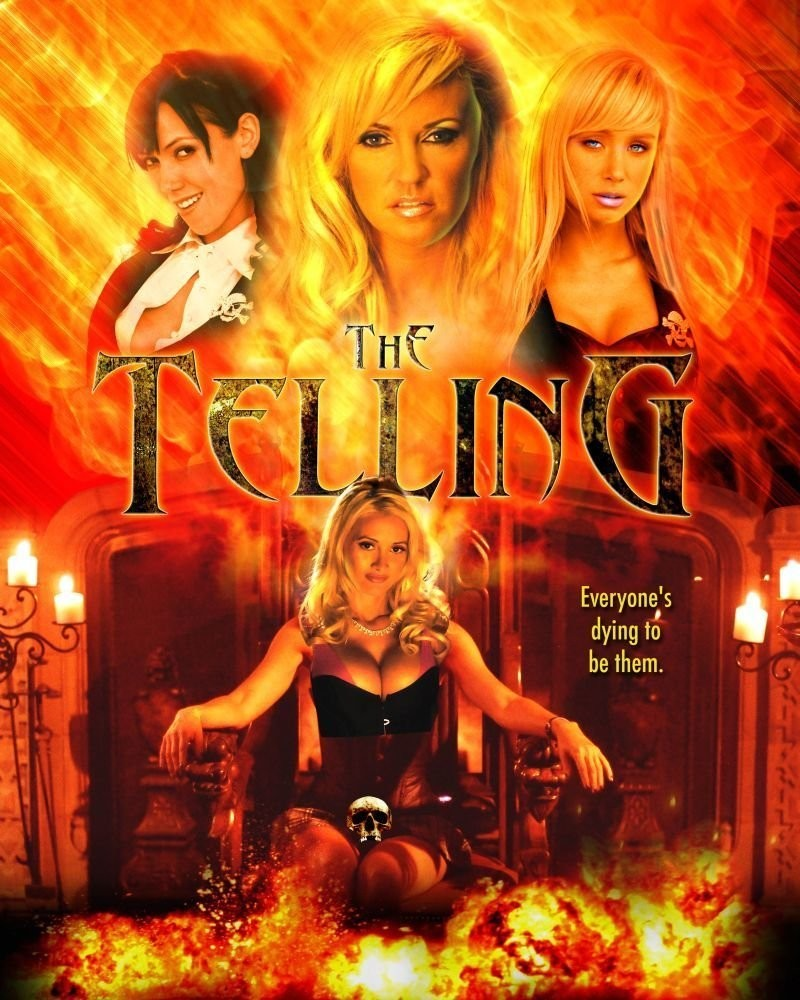 the bflick chick movie review 148 the telling 2009