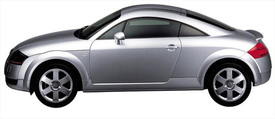 Terra / Audi TT - premio
