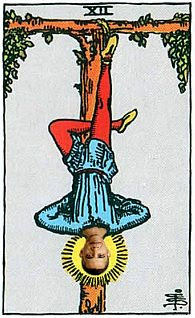 Obama as the Hanged Man