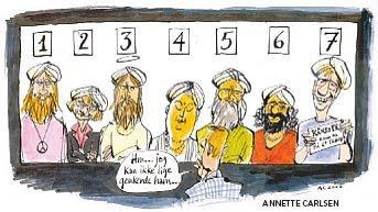 Seven Mohammeds