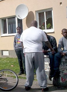 Malmö: Youths