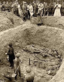 Katyn Forest massacre 1940