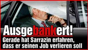 Thilo Sarrazin: Outbanked