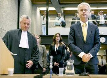 Geert Wilders trial, part 2