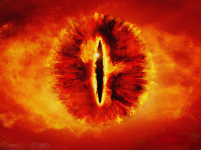eye of sauron wallpaper