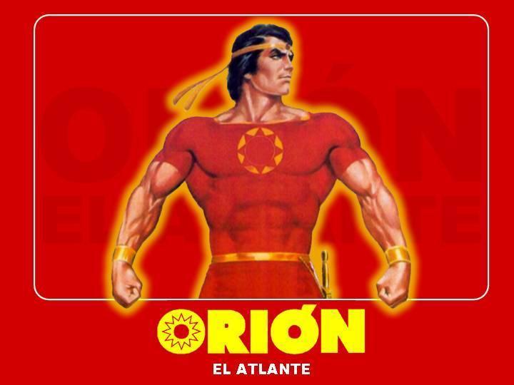 Orion el Atlante