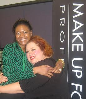 The LA Makeup Show: Press Roundtable with Celebrity Makeup Artist Sharon Gault