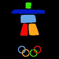 Зимние Олимпийские игры 2010 года. Эмблема.