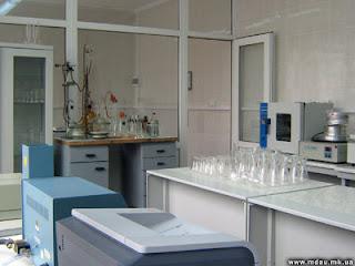 Почвенно-агрохимическая лаборатория НГАУ