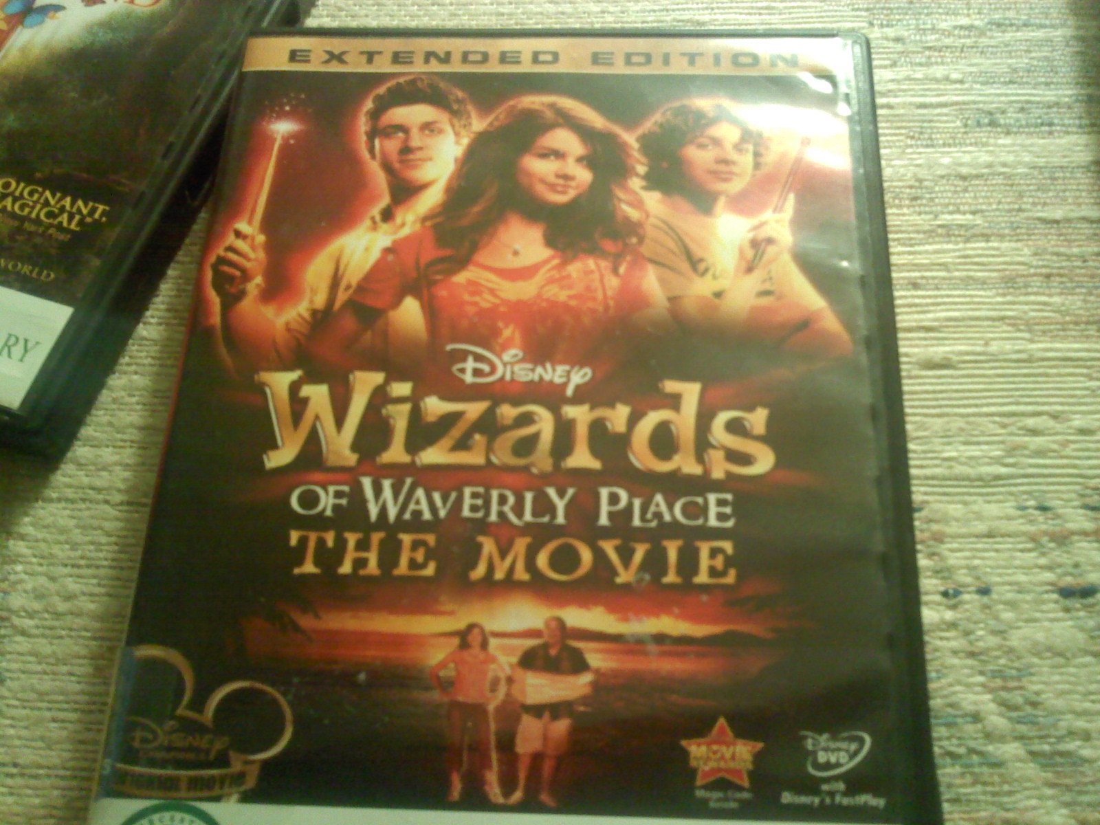 PrincessReviews: Wizards of Waverly Place the Movie