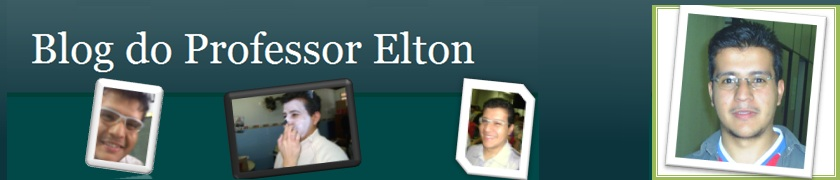 Blog do Professor Elton