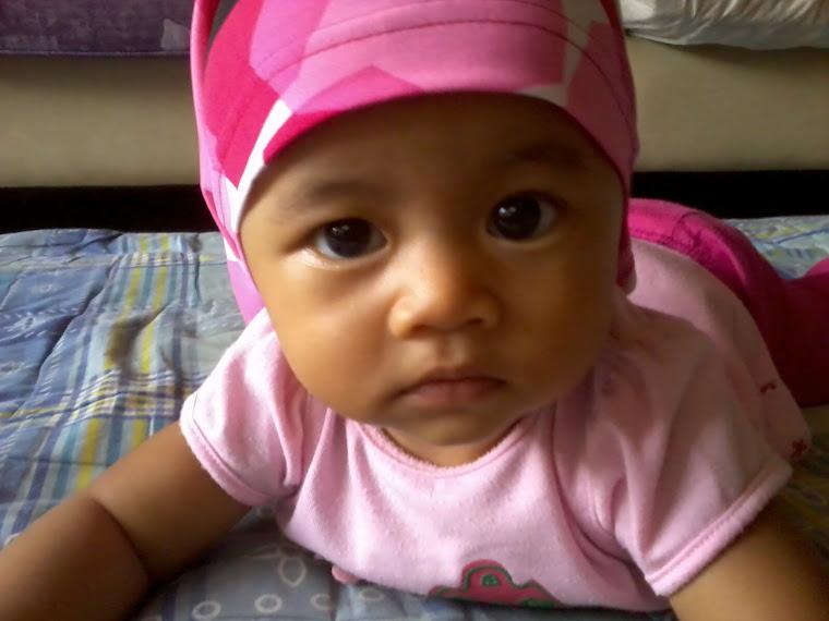 my sweet lil zahraa