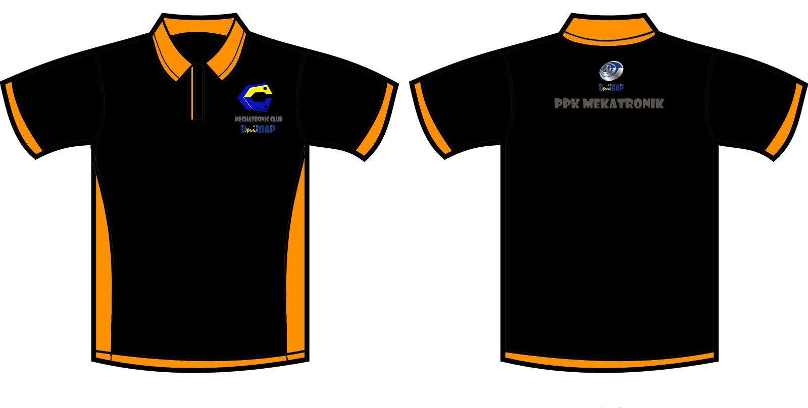 Baju T-shirt Baru ~ PPK MEKATRONIK