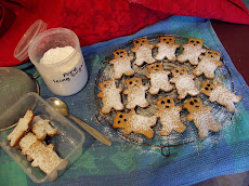 Cinnamon & Spice Biscuits