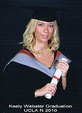 Webster Craft's Keely Webster Graduation