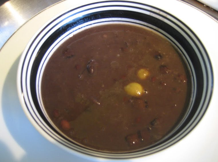 black beans are a cuban household staple we all grew up on black beans ...