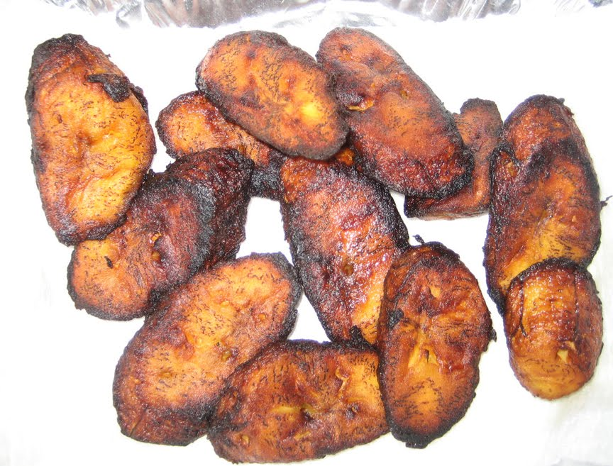 Ripe Plantains