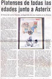 Diario ¨El Día¨ de La Plata