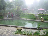 gracia hot spring