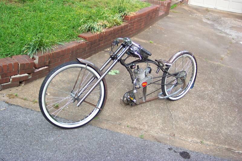 Как сделать свой велосипед своими руками 132