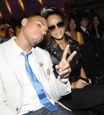 Chris Brown  Rihana on Rihanna Et Chris Brown Sont Toujours En Couple