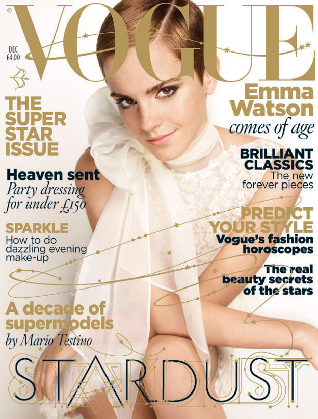 Emma Watson Modeling 2010. Model: Emma Watson