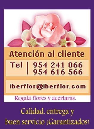 REGALA FLORES DE IBERFLOR