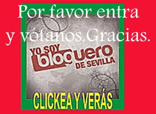 """También estamos """"Blogueros de SEVILLA"""""""