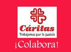 Colabora con CÁRITAS
