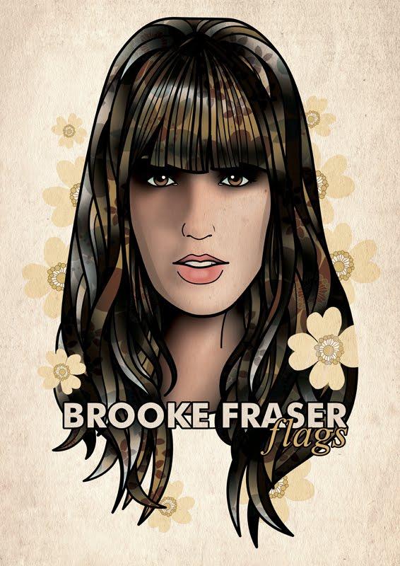 Brooke Fraser Flags