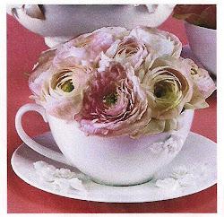 café com flores MEL (Mulheres Edificando Lares)