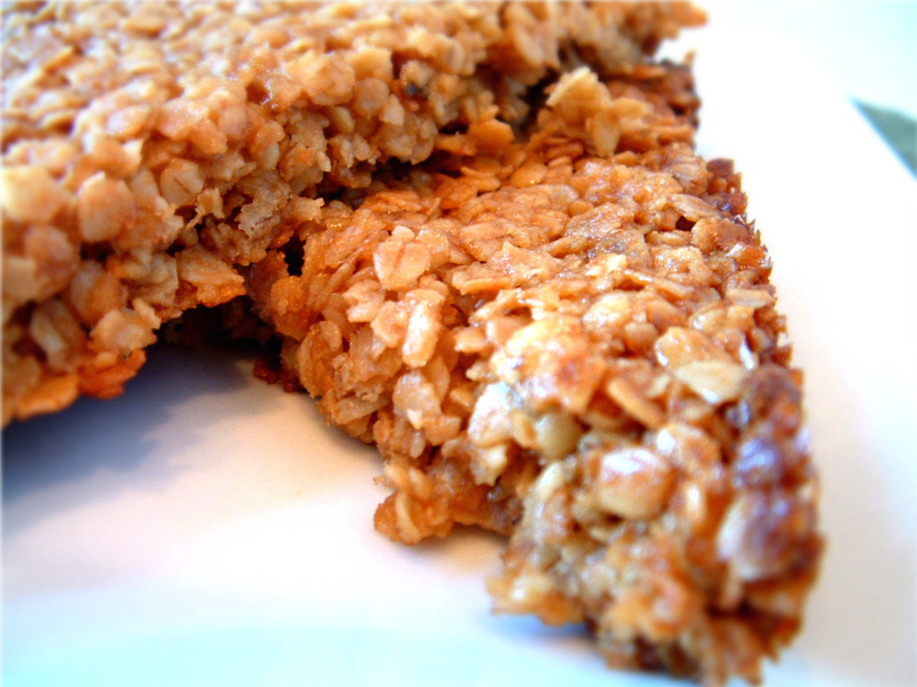 Eyes: British Flapjacks - Not to be confused with American Flapjacks ...