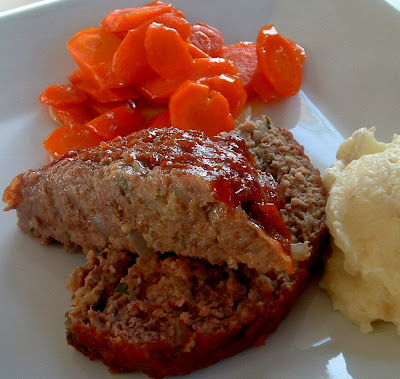 ... Eyes: Blue Plate Special-- The very best meatloaf recipe. I promise