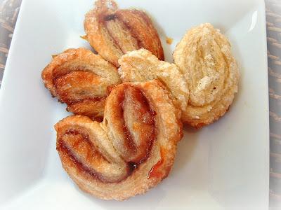 ... -- cinnamon sugar, pumpkin spice, vanilla sugar-- have fun with this