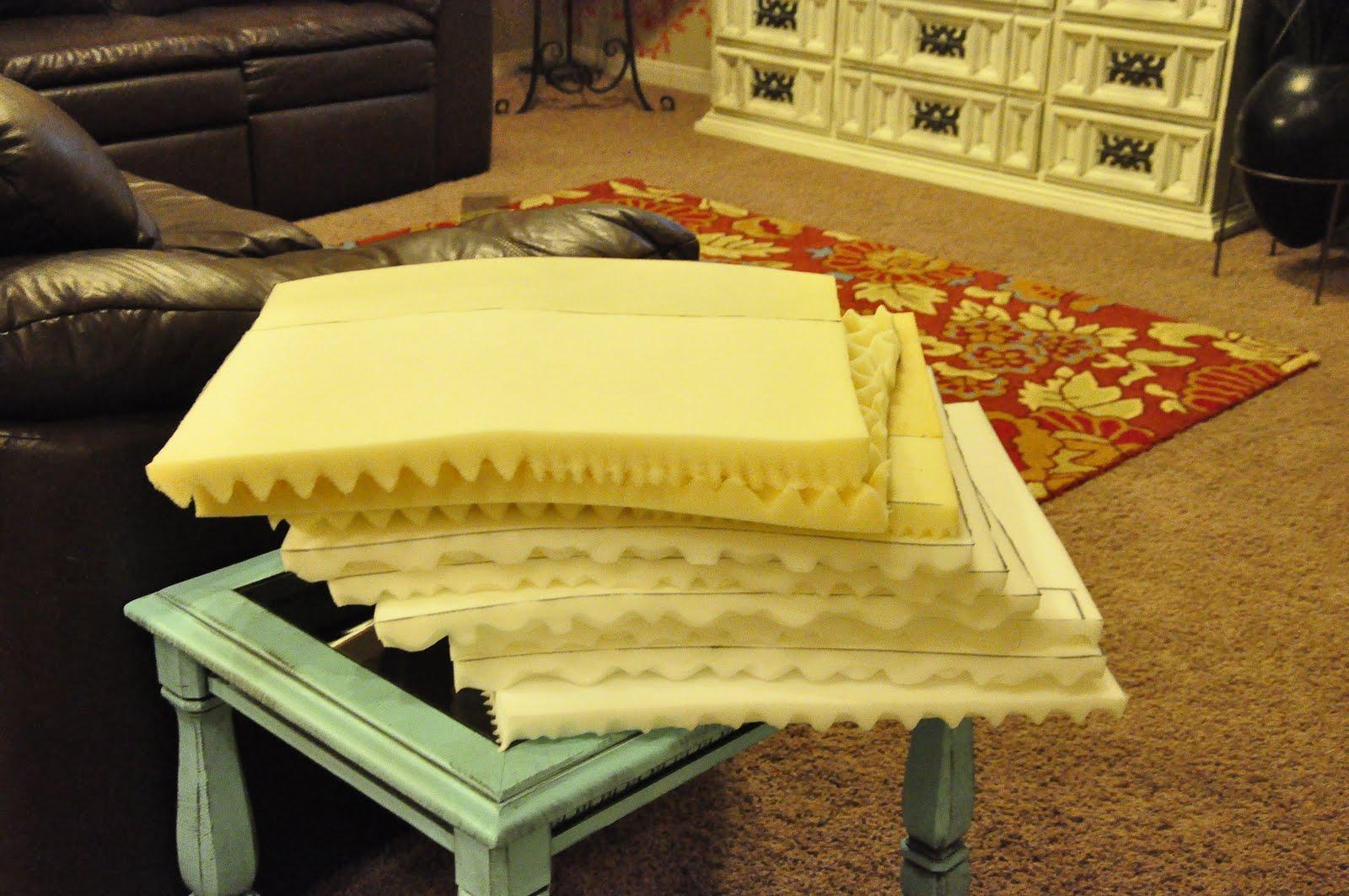 Как сделать спинку кровати мягкой своими руками 37