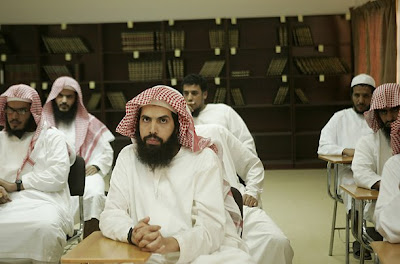 Saudi Censors in Room