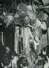 The Skull Of The Dayak Enemies