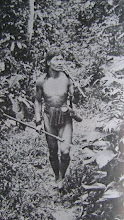 The Dayak Iban Hunter